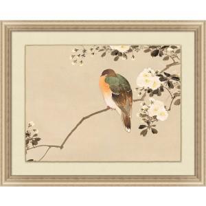 Vintage Bird Study 2